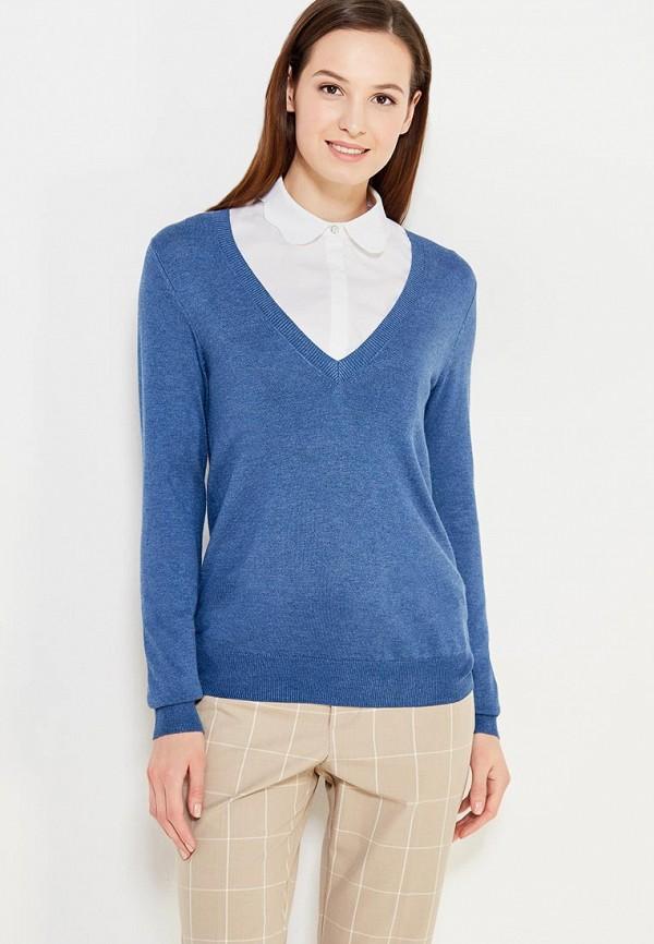 Пуловер oodji oodji OO001EWVCF95 пуловеры oodji пуловер