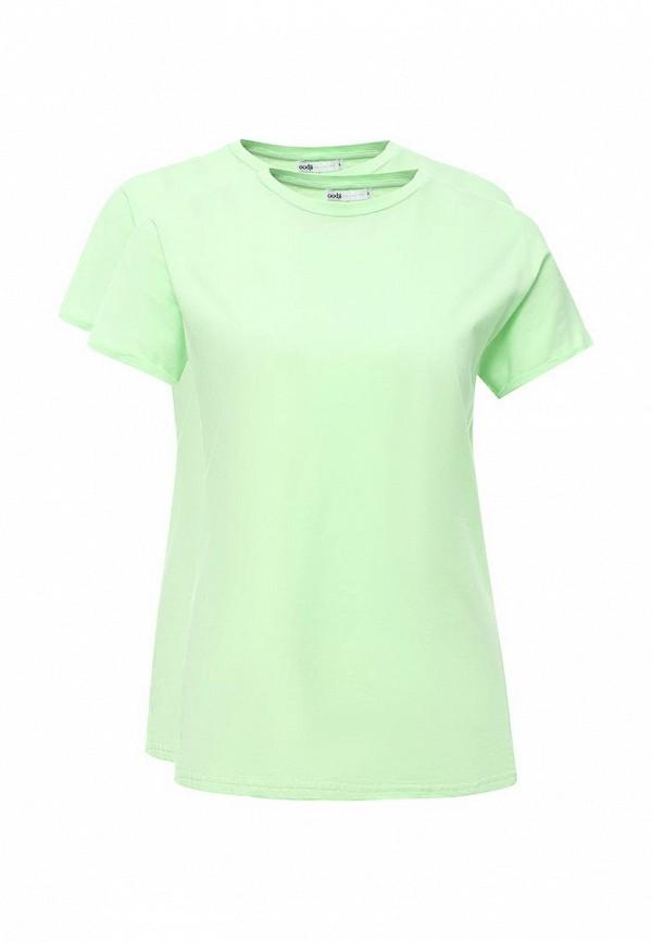 Комплект футболок 2 шт. oodji oodji OO001EWVQS47 набор для объемного 3д рисования feizerg fsp 001 фиолетовый