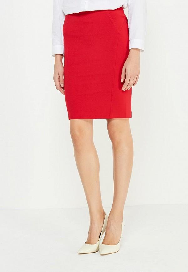 Купить женскую юбку oodji красного цвета в Украине за 549 грн. - «ModaMay»