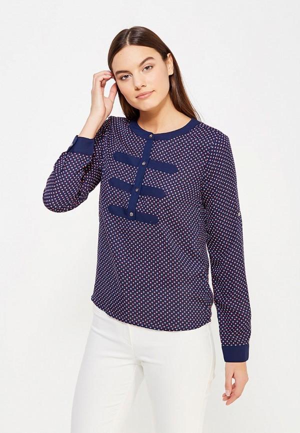 Блуза oodji oodji OO001EWXOW88 пуловер oodji oodji oo001ewiht90