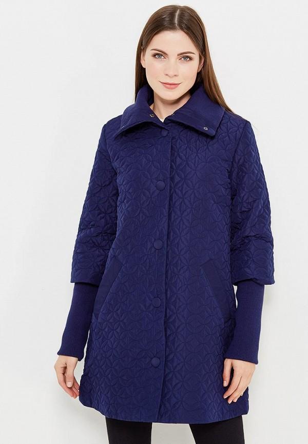 Куртка утепленная oodji oodji OO001EWXOZ30 пуловер oodji oodji oo001ewiht90