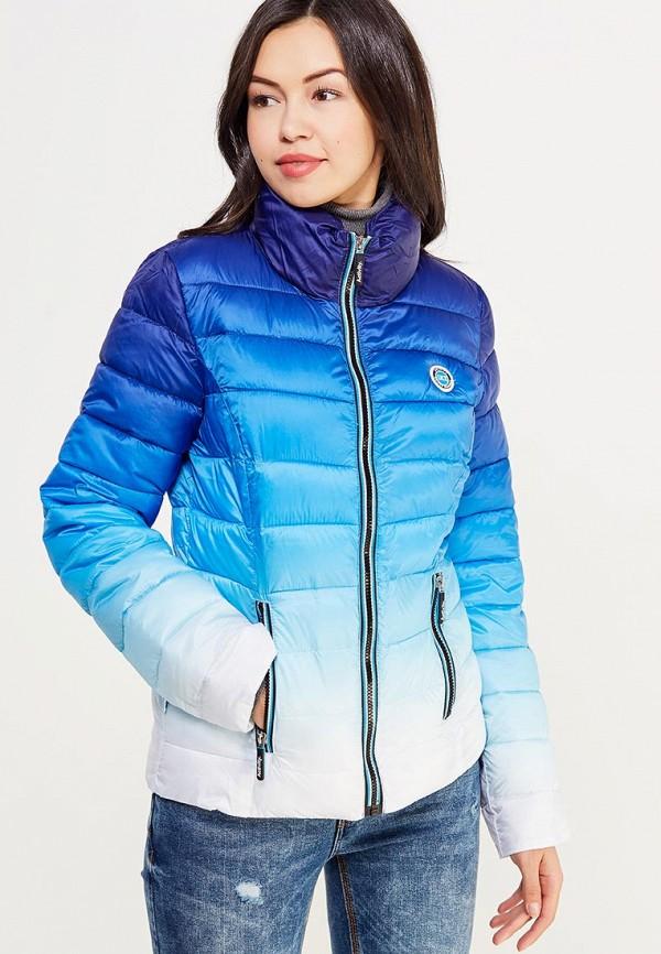 Куртка утепленная oodji oodji OO001EWXVA68 пуловер oodji oodji oo001ewiht90