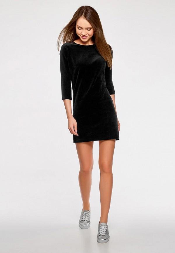 Платье oodji oodji OO001EWZZJ38 женские толстовки и кофты brand new 2015 o 408389