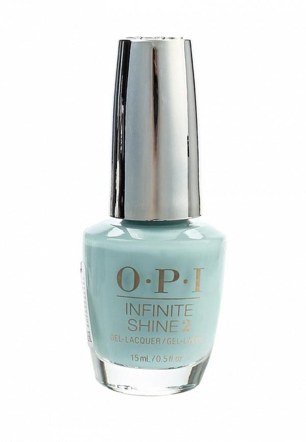 Купить Лак для ногтей O.P.I, Infinite Shine Eternally Turquoise, 15 мл, OP003LWXIR18, голубой, Весна-лето 2018