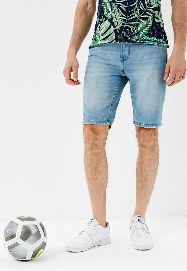 Купить Шорты джинсовые OVS, OV001EMAXFD6, голубой, Весна-лето 2018