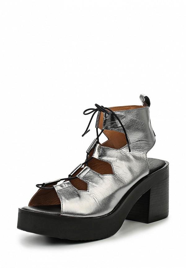 Босоножки на каблуке Oxigeno 6096