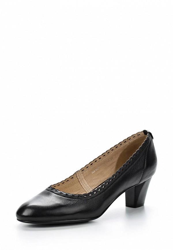 Туфли на каблуке Palazzo D'oro S5E123-01-01-01K