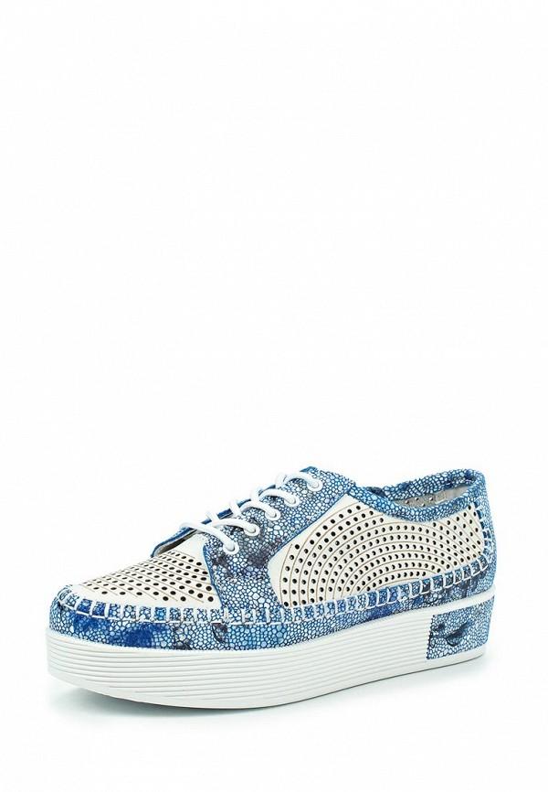 Женские ботинки Palazzo D'oro S6F34-01-02B