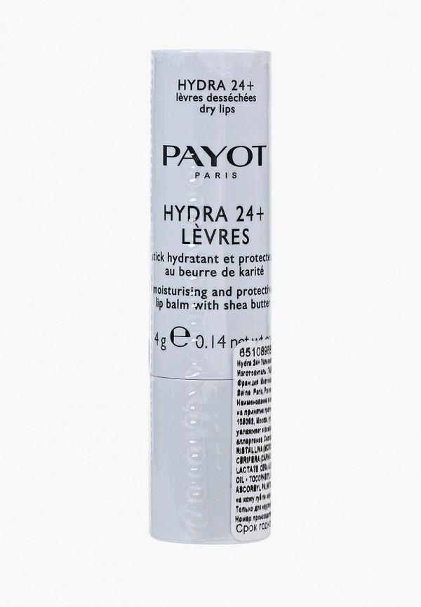 Купить Бальзам для губ Payot, Hydra 24+ увлажняющий, 4 мл, PA003LWJNV75, Весна-лето 2018