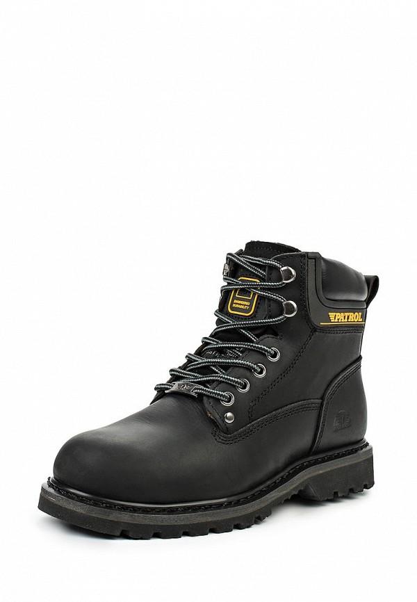 Ботинки для мальчиков Patrol (Патрол) 756-9052PP-16w-4-1