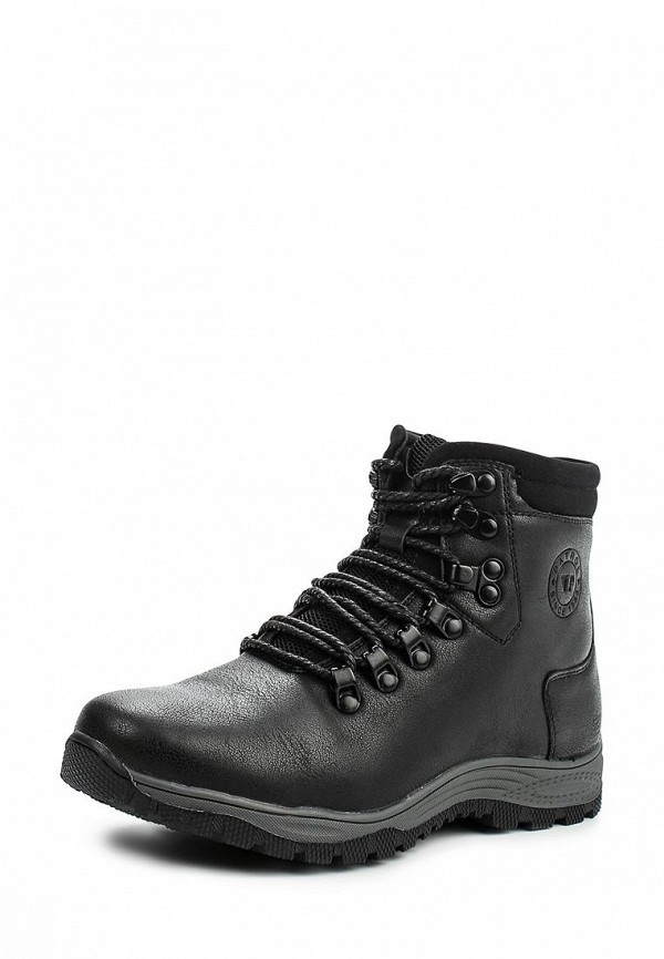 Ботинки для мальчиков Patrol (Патрол) 754-321IM-17w-01-1