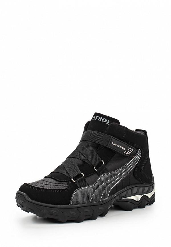 Ботинки для мальчиков Patrol (Патрол) 779-9014PIM-17w-01/8-1