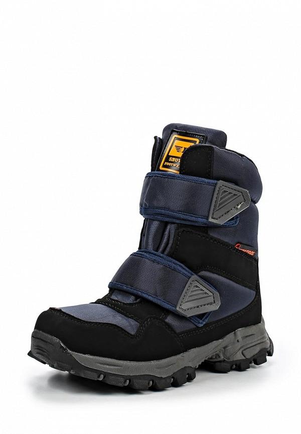 Ботинки для мальчиков Patrol (Патрол) 788-944IM-17w-8/04-42