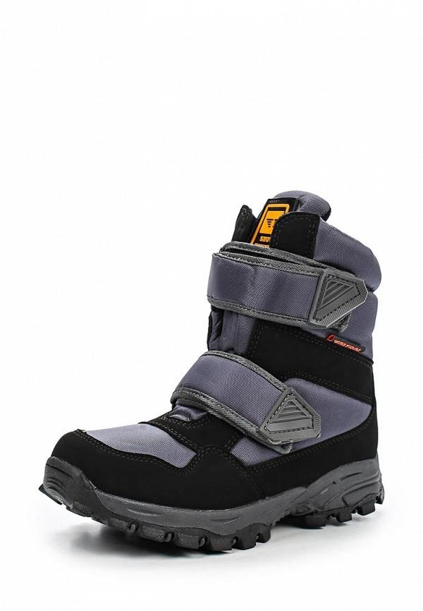 Ботинки для мальчиков Patrol (Патрол) 788-944IM-17w-8/04-43