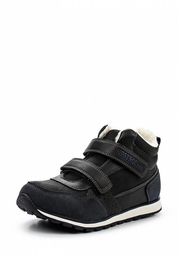 Ботинки для мальчиков Patrol (Патрол) 933-566TM-17w-01/02-1