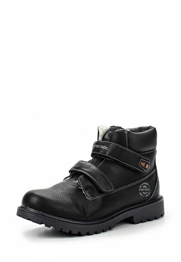 Ботинки для мальчиков Patrol (Патрол) 935-514IM-17w-01-1