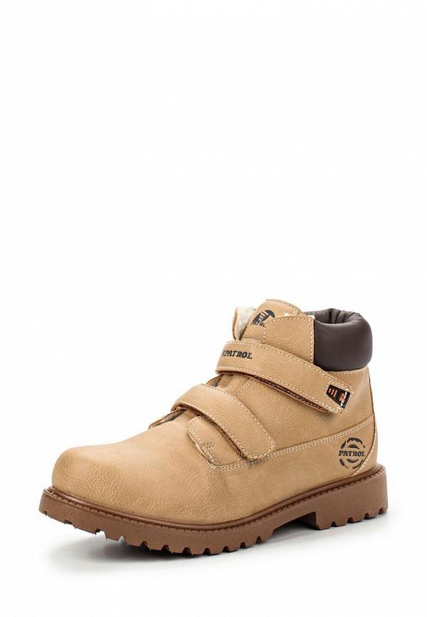 Ботинки для мальчиков Patrol (Патрол) 935-514IM-17w-01-4