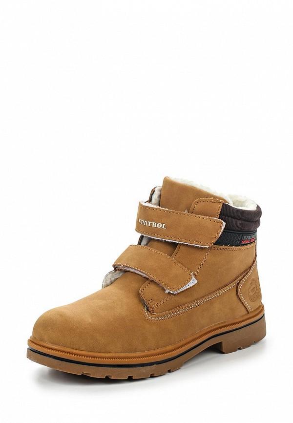 Ботинки для мальчиков Patrol (Патрол) 963-689IM-17w-04-45