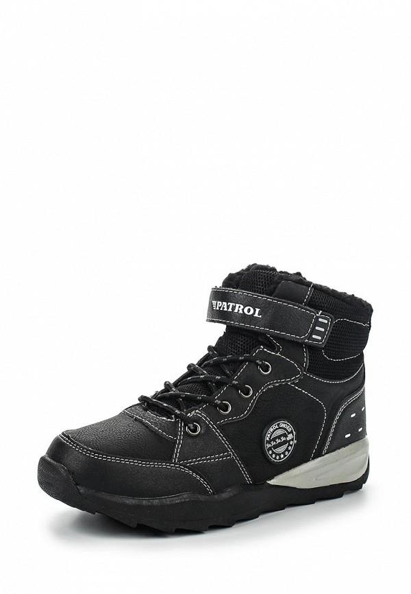 Ботинки для мальчиков Patrol (Патрол) 963-776IM-17w-01-1