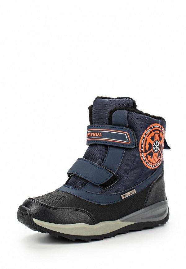 Ботинки для мальчиков Patrol (Патрол) 963-786IM-17w-8/01-16