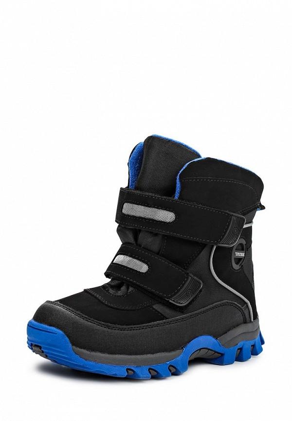 Ботинки для мальчиков Patrol (Патрол) 988-110F-17w-04/8-1/16
