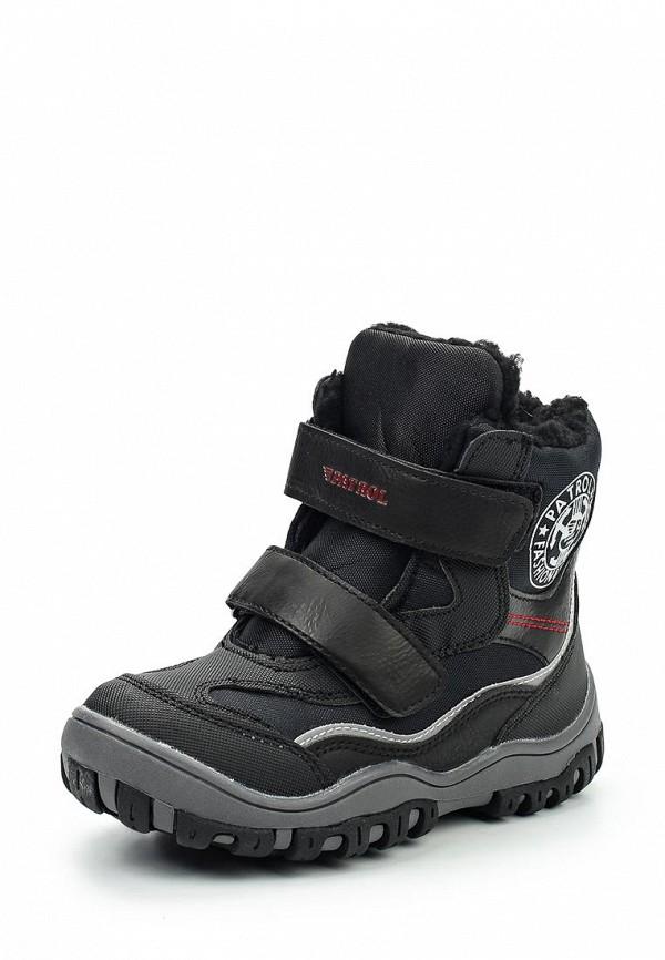 Купить Ботинки Patrol, PA050ABTKE08, черный, Осень-зима 2017/2018