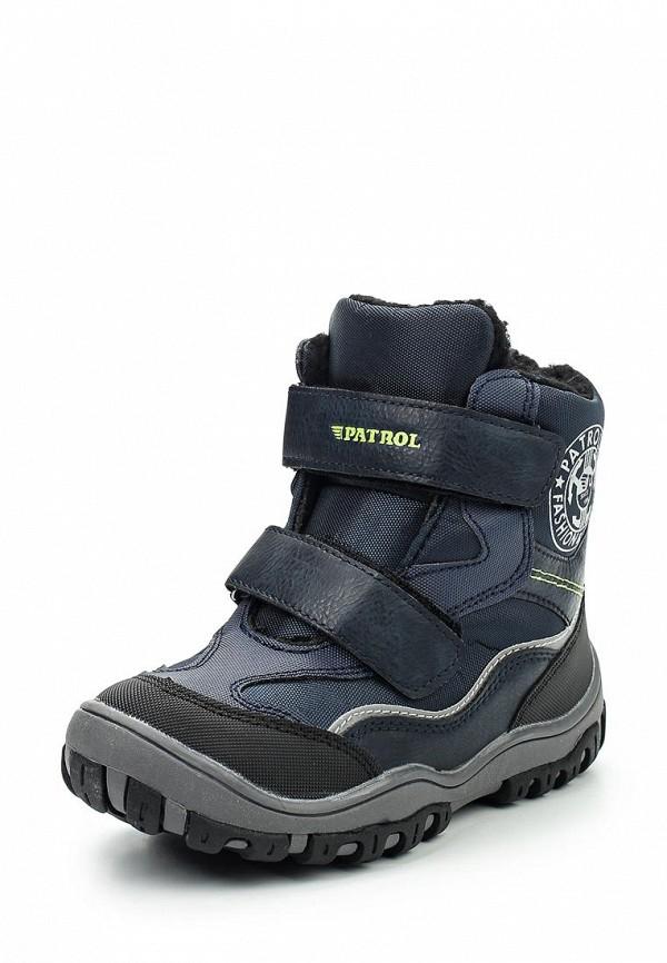 Купить Ботинки Patrol, PA050ABTKE09, синий, Осень-зима 2017/2018