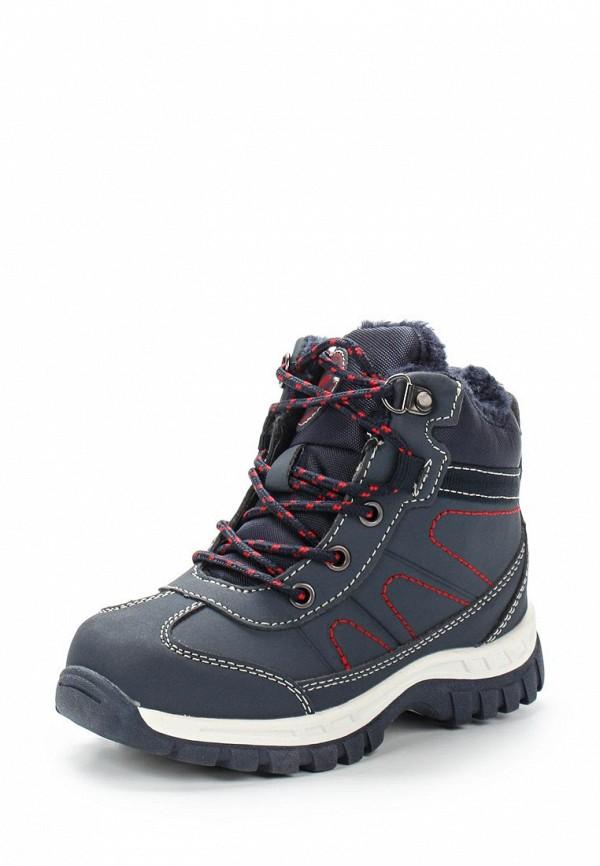 Купить Ботинки Patrol, PA050ABTKE11, синий, Осень-зима 2017/2018