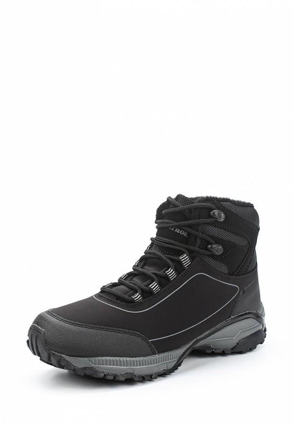 Купить Ботинки Patrol, PA050ABZEL28, черный, Осень-зима 2017/2018
