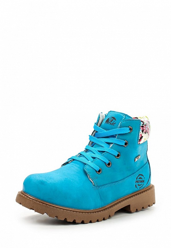 Ботинки для девочек Patrol (Патрол) 935-512IM-17w-01-14
