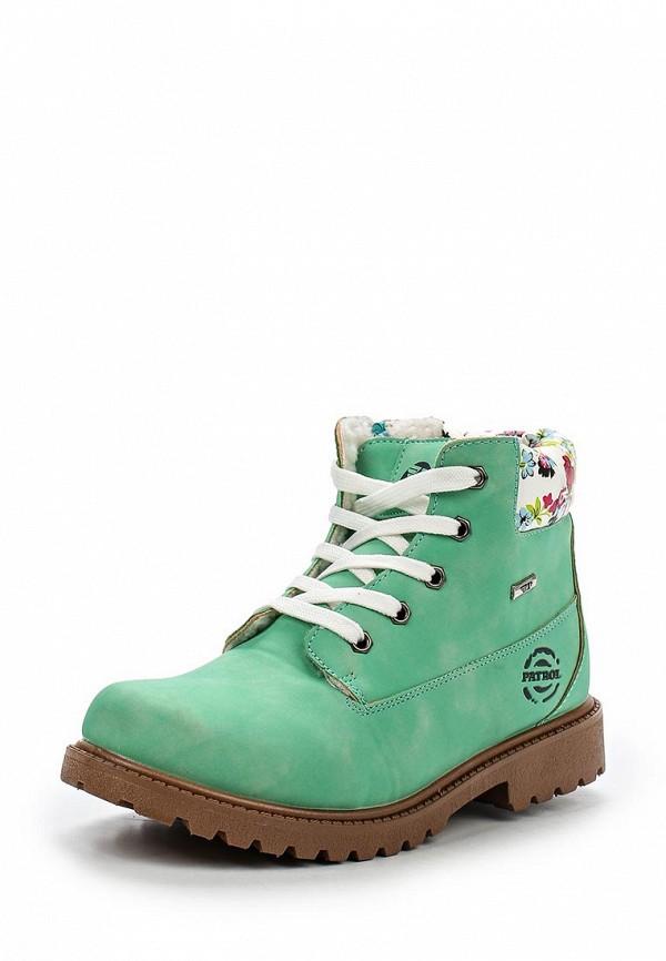 Ботинки для девочек Patrol (Патрол) 935-512IM-17w-01-25