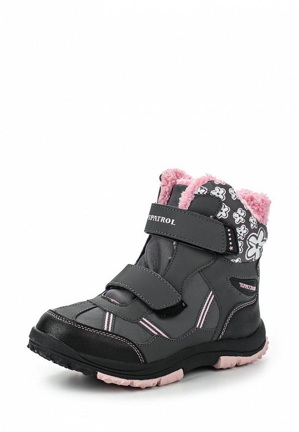 Ботинки для девочек Patrol (Патрол) 963-708IM-17w-04/8-5