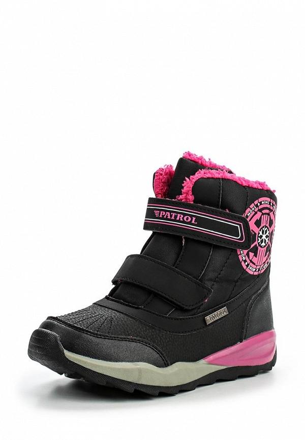 Ботинки для девочек Patrol (Патрол) 963-786IM-17w-8/01-1/52