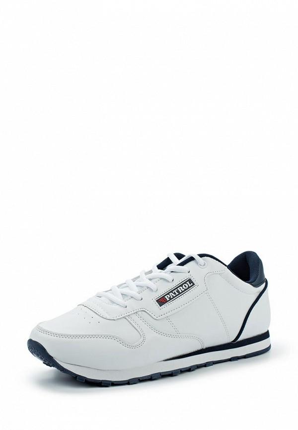 Кроссовки Patrol Patrol PA050AMAHCV8 playboy плейбой повседневная обувь мужская спортивная обувь кроссовки корейский da71037 deep blue 43