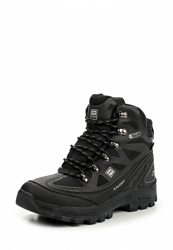Спортивные мужские ботинки Patrol (Патрол) 532-013IM-17w-01/8-1