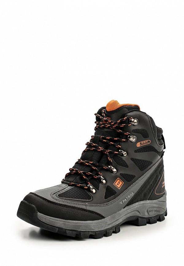 Спортивные мужские ботинки Patrol (Патрол) 532-013IM-17w-01/8-1/5