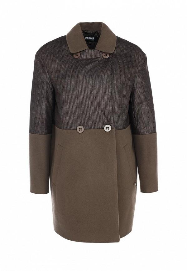 Женская верхняя одежда Parole by Victoria Andreyanova 15-2-2-9182