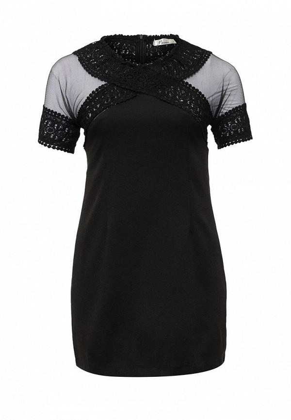 Летнее платье Paccio R26-P6439