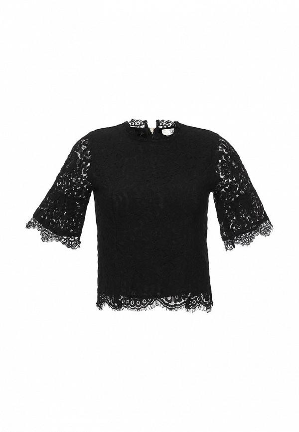 Купить женскую блузку Paccio черного цвета