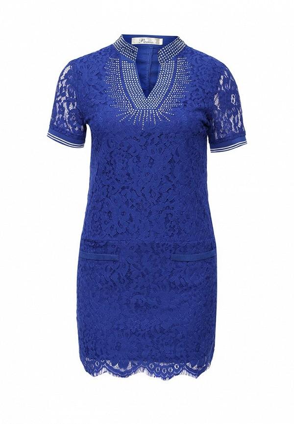 Платье-мини Paccio R26-P6485