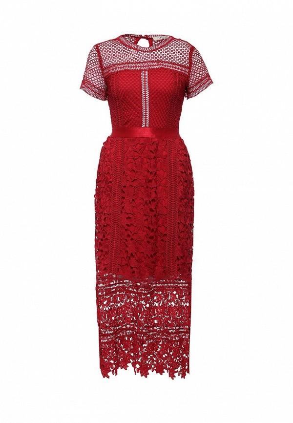 Платье-макси Paccio R26-P8239