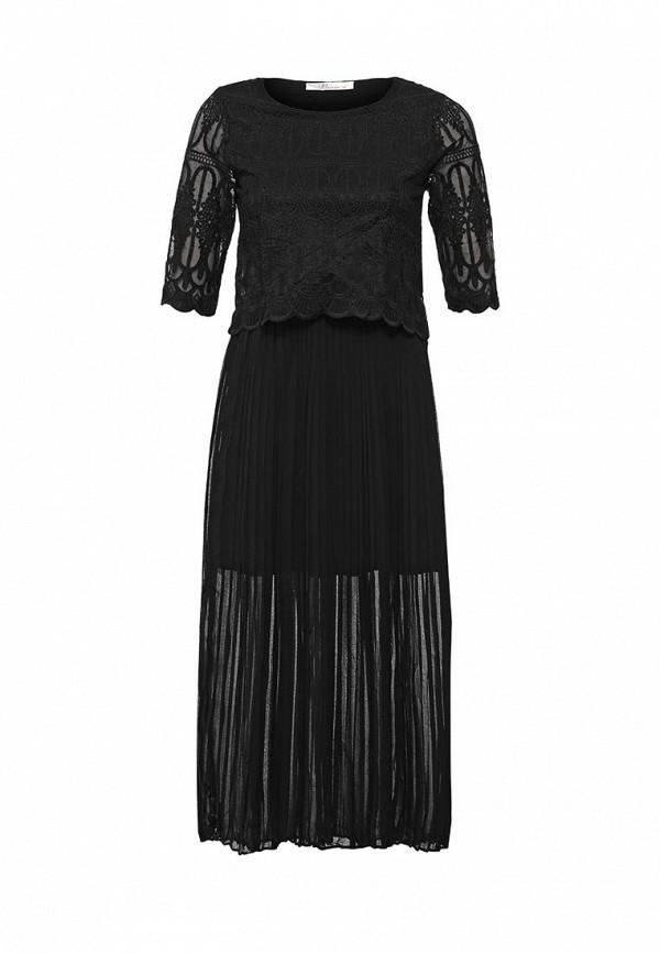 Платье-миди Paccio R26-P6490