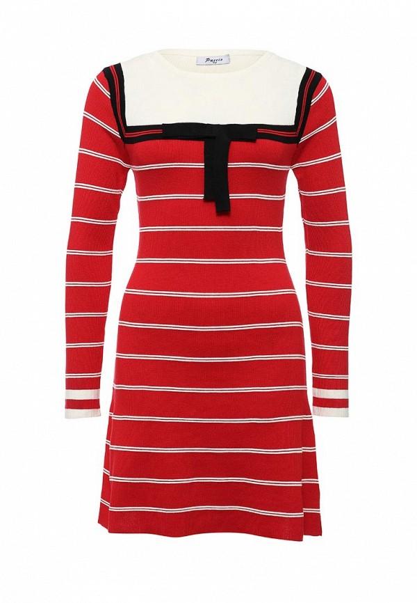 Вязаное платье Paccio R26-P2615