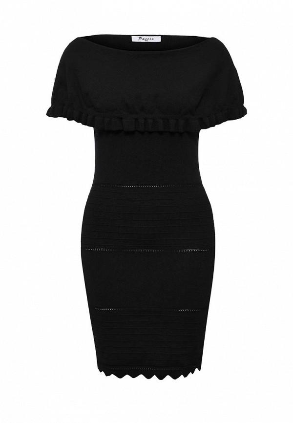 Вязаное платье Paccio R26-P2628