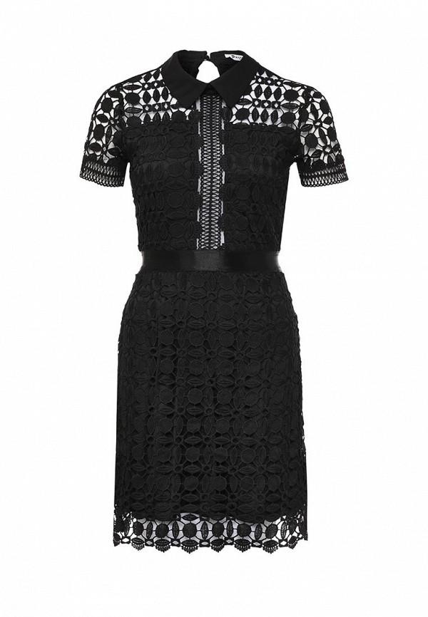 Платье-миди Paccio R26-P8721