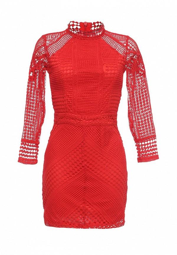 Платье-мини Paccio B006-P8693