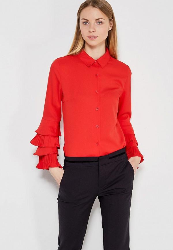 Блузка Красная Купить