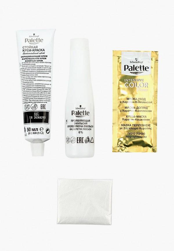Купить Краска для волос Palette, Стойкая N6 Средне-русый, 100 мл, PA061LWJOK68, Весна-лето 2018