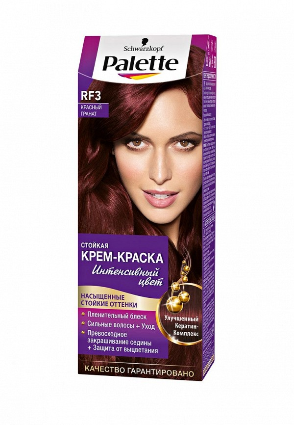 цены на Краска для волос Palette Palette PA061LWJOK75 в интернет-магазинах