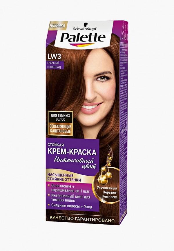 Краска для волос Palette, ICC LW3 Горячий шоколад, 100 мл, PA061LWJOK78, Весна-лето 2018  - купить со скидкой